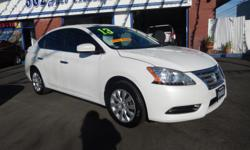 Welcome to 562 Auto Exchange at 13110 Lakewood Blvd Bellflower CA 90706 *562-529-8800* Come and take a look at this white 2013 Nissan Sentra stock #735047. We finance eveyone NO credit ok, NO license ok, repos OK, your job is your credit we offer multiple