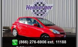 Body-Color Bumpers, Mp3 Player, Am/Fm Radio, Center Console, Rear Window Wiper, Cd Player In Dash, Cloth Upholstery, Folding Rear Seats, Halogen Headlights, Outside Temperature Gauge, Airbag Deactivation, Adjustable Head Rests, 3 Point Rear Seatbelts,