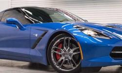 $995.00 Monthly payment. apply for credit here : https://vpix.us/credit/dealer/jordanmotors10west/ One owner, clean Carfax, and only 8k miles! GMs latest Corvette is not only stunning to look at, a joy to drive, but also has an