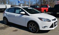 2014 Ford Focus 'SE' Hatchback! CERTIFIED PREOWNED! FINANCING! P9942 2014 Ford Focus 'SE' Hatchback fuel : gas transmission : automatic title status : clean CERTIFIED PRE-OWNED!! 2014 Ford Focus 'SE' Hatchback!! Power Moonroof; Winter Package;