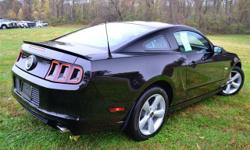 2014 Ford Mustang GT (RHINEBECK) 2014 Ford Mustang GT odometer: 159 http://www.rhinebeckford.com/2014_Ford_Ford_Rhinebeck_NY_213727487.veh Stock #A9192. BARELY DRIVEN!! FLAWLESS!! 2014 Ford Mustang 'GT'!! Black-on-Black 5.0 Liter V8 Engine 6-Sp Manual
