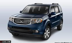 Find the best 2014 Honda Pilot Lease Deal NY, NJ, CT, PA, MA. Lease a car by visiting us at nylease.com or call toll free 1-800-956-8532. NYLEASE.COM | 4173 Bedford Ave. Suite 2A | Brooklyn NY 11229 | 1800-956-8532
