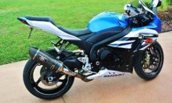 Condition: UsedYear: 2014 Make: Suzuki Model: Gsx-R 1000 Type: Sportbike Class: Motorcycle Location: punta gorda FLMileage: 9,300 Engine Size: 1,000 cc. This bike is in showroom condition. Never laid down or dropped. The oil has been changed every 3000