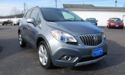 2015 Buick Encore AWD with only 18k miles!!