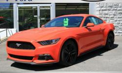 2015 Ford Mustang Ecoboost Premium Coupe! BRAND NEW LEFTOVER! N7070C 2015 Ford Mustang PREMIUM COUPE condition: new fuel: gas odometer: 177 title status: clean transmission: automatic FOR UP-TO-DATE PRICING AND MORE PHOTOS, CLICK THIS LINK: