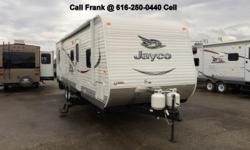 Description This is a New 2015 Bunk House camper with a full 2 year warranty from Jayco. This camper has two doors and a big bathroom, lots of storage. People love this newer floorplan for so many reasons. First this camper is light weight and roomy. Lots