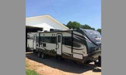 """2015 Puma 31BHSS Anniversary Edition, Bought brand new in later part of June 2014. Still under warranty. Towing equipment with sway bars included. - Roomy layout with 2 slides for those with the kids or many friends. """"Play & Sleep"""" Sofa allows the kids to"""
