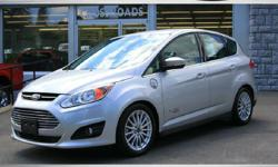 """FOR UP-TO-DATE PRICING AND MORE PHOTOS, CLICK THIS LINK: http://www.crossroadsny.com/used/Ford/2015-Ford-C-MAX+Energi-Ravena-NY-bfcd09f30a0e0a174ce2c9b7e0a0bbb3.htm?searchDepth=1:1 2015 FORD CMAX ENERGI Like New! Plug In Hybrid 17"""" Allows Fog Lamps"""