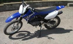 2015 Yamaha TTR 125 dirt bike. 4 stroke, electric start, has less than 20 hours riding time. NO TEXTS OR EMAILS please call MIke @ 435-757-4400 cash only $2500.00 or make offer