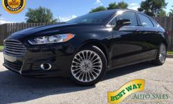 2016 Ford Fusion 4dr Sedan Titanium FWD - - SELLING PRICE $20,980 Condition: Pre-Owned - Clear Title Drivetrain: Front Wheel Drive Mileage: 1,132 Stock No: 8258 Transmission: 4 Speed Automatic Engine: 2.0L 4 CYLINDER VIN: 3FA6P0K90GR369457 Contact Sales