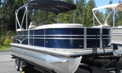 FREE TRAILER, DESTINAATION CHARGE. FREE DEALER PREP, PROP, AND BATTERY. This is a Dream Boat! Vinyl Flooring for easy cleaning. Upgraded Stereo and Interior. Lifetime Warranty on deck, tubes, transom, amd Structure. 6-year Warranty on all components,
