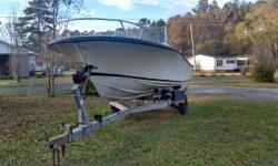 I have a 20 foot boat for sale. It has a new bildge pump and anchor. Recently put $500.00 in fixing the trailer, as well as, some other minor updates on it. All you need is a cylindoid, which is about $60.00, and you are ready to ride the waves and bring