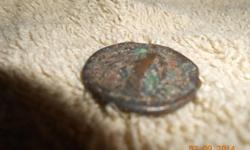 roman bronze --antoniniancis