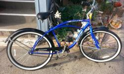 Like new rode but hardly riden paid $250.00 asking $125.00 obo.