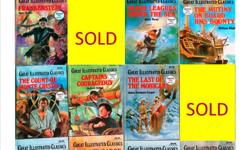 Start your child's book collection with the classics. Build your child's enthusiasm with reading while introducing them to the classics. The illustrations are well done and helps build interest for the reader. Start your child's book collection with the
