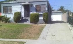 1509-1511 WEST 104TH STREET LOS ANGELES, CA 90047 2 BEDROOMS, 1 BATH  EACH 1605 SQ. FT. LOT SIZE 5968