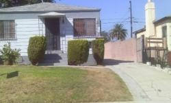 1509-1511 WEST 104TH STREET, LOS ANGELES, CA. 90047 2 BEDROOMS 1 BATH EACH 2 CAR GARAGE 1605 SQ. FT. LOT SIZE 5968 LADONNA L M SERVICES 323-298-4849