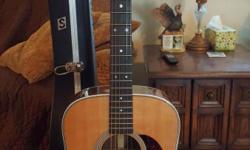 2003 D45 Martin Guitar $7000 2013 HD28 Martin $1800