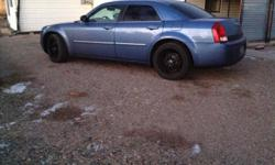 I have a 07 Chrysler 300 forsale $10,000 .... My number is (719) 766 31-78 antonio murillo..
