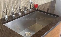Premium Stainless Steel Single Bowl Under Mount Kitchen Sink Dimensions: Inside Dimensions: 17 x 30 x 10 Outside Dimensions: 32 x 19 x 10 Sink requires a US standard kitchen sink strainer. SKU: SS- S22 Stainless Undermount Kitchen - Single Bowl Enter