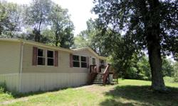 This 1,296 square foot home is located on 4.02 acres near the heart of Westmoreland. It is sold as is. Living Room (19 x 13) is carpeted. All rooms have been recently painted. The Kitchen (11 x 13) includes electric stove with single oven and refrigerator