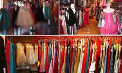 This Granny need to sell 35 promstyle dresses ony $1400.00 for all 35 call me now 404 207 9648  35 Formal Dresses read the description of all dresses they are