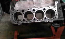 Chevy 383 performance racing parts for sale. parts are new. Parts list as follows, quick time bell housing(P/N 698-RM-6022), (P/N 955-011150-1) 1 pair world heads assembled, eagle performance crankshaft, 2 cleuite bearing, mahle piston rings,