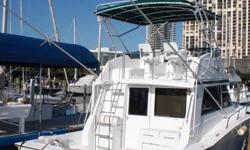 Fresh Bottom Paint Sept. 2014 Two Staterooms Port Engine 30 hrs SMOH