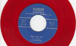 Like~Brand~New Repro That's Hard To Find ! Flip Is 'The Move Around' On Ranson 100 !! Some Kool/Heavy Black Vocal Group Sound Here !!! We Have Lots Of Do Wop/R&B/Soul Records Available !!!! See All My Super Nice/Rare Items Here & At