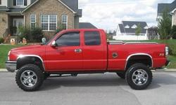 THIS IS A COOL TRUCK. THIS TRUCK RUNS AND LOOKS GREAT. COLD AIR INTAKE, AND LOW MILES. THIS TRUCK IS 4 WHEEL DRIVE SO IT HANDLES REALLY WELL. PLEASE EMAIL OR TEXT ME VIA PHONE 803-814-4730!!!