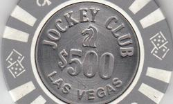 Super Rare & Beautiful Chip From Las Vegas ! Excellent Condition & Very Nice & Way Under Value !! We Have Lots More Brass Chips Available !!! See All My Great Items For Sale By Here & Also At http://www.bonanza.com/thedowopshop