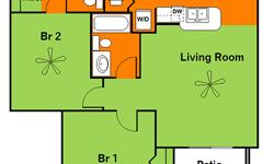 It is a 2 bed/2 bath so you will get your own bedroom and your own bathroom. 949 square feet in total. Lease is from August 1st, 2016 to July 29, 2017. Located on Steinbeck in Ames, IA. Just a 6 minute drive (or 15 minute bus ride) from Iowa State