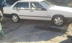 I have a 91volvo turbo new tires an battery run good it needs front struts I have front struts car is very clean 1200 obo