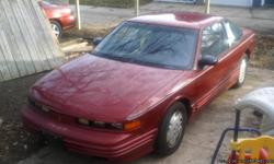 SELLING MY 94 CUTLASS SUPREME. ITS BURGUNDY WITH DARK GRAY CLOTH INERIOR. HORKS GREAT BLOWS REALLY HOT. For more info call Johnny, thanks!! 4142042000