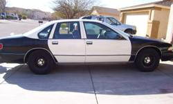 95' Police Interceptor, selling for parts only because tranny is gone, LT1 engine(engine alone is worth $1000).