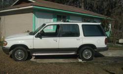 runs good strong motor interior fair has over 200 thousand miles on it. asking $1500. call 561-996-6511