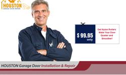 If you are seeking for professional, reliable, reasonable and quality garage door repair services in the Angleton area, call us now @ (281) 571-3065 to avail great offers. Here is our ongoing offer: $99.95 Only - Get Nylon Rollers Make your Door