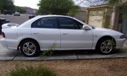 1999 Mitsubishi Galant GTZ, nice paint, good interior w/wood grain, runs strong, A/C, power everything, 180K, good gas saver!