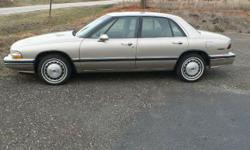 1994 Buick lasbre light tan brown The car a good running car. It cranks on a dime. All it needs is a good washing. it have all good tires on it they almost new tires. Come check it out a test drive call my number 225-938-5407.