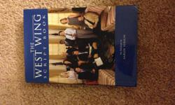 AARON SORKIN WEST WING SCRIPT BOOK AUTOGRAPHED FIRST EDITION RARE 2002 PUBLICATION PERSONAL DEDICATION and AUTOGRAPHED BY AARON SORKIN A FIRST EDITION WEST WING SCRIPT BOOK SELLS FOR UP TO $1000 ON AMAZON (WITHOUT AN AUTOGRAPH)