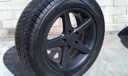 Acura o Honda wheels 16. With tires 225/55/16