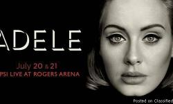Accredited Member of Better Business Bureau. Encrypted Checkout - Safe and Secure Shopping! Tickets 100% Guaranteed! Promo code Save$ at checkout takes $15.00 off any order of $250.00 or more.  ADELE TICKETS UNBEATABLE SEATS AND PRICES!!!