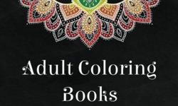 Adult Coloring Books: A Coloring Book for Adults Featuring Mandalas and Henna Inspired Flowers, Animals, and Paisley Patterns A new collection of 48 stunning images inspired by traditional henna. Detach yourself from everyday distractions and unwind with