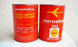 I have many, many extra quarts of unopened Premium Grade AEROSHELL 40W-80 Aircraft Engine Oil. Use it in any airplane, ultralight, auto, ATV, RV, boat, or truck. Paid $9.50 qt., but selling it for bargain price of $5.00