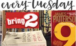 All In Books Book Exchange Tuesday! Bring in 2 books get 1 free! Up to 10 Free Books EVERY Tuesday! 136 N. Main Street Downtown West Bend.