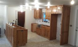 Custom cabinetry in the Rouge Valley.CCB#194141