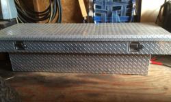 Nice tool boxforFord Ranger Pickup Bed! Box sells for $300 at Rural King new!