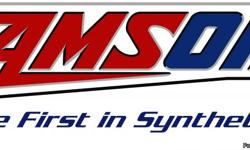 Want the best synthetic motor oil for the second biggest investment of your life? Well look no further than AMSOIL. Since 1972, AMSOIL has been taking care of engines and transmissions with its patented and unmatched formula for protection. Today, AMSOIL
