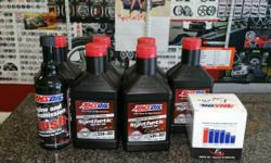 WE KNOW IT CAN BE HARD TO FIND AMSOIL PRODUCTS IN YOUR AREA.  CONTACT RIM KINGS FOR ALL YOUR AMSOIL PRODUCTS, INSTALLATION AND MORE. EMAIL VEHICLE INFORMATION AND CONTACT INFORMATION TO RIMKINGSLLC@GMAIL.COM. WITHIN 1-2 HOURS RESPONSE TIME TO