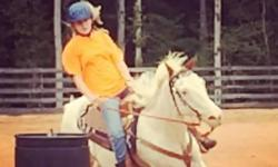 A Titans Dream aka Dreamer is an amazing horse. She tacks, loads, ties, leads, catches well and will stand for vet and farrier. She is UTD on all shots and wormer. Has had her coggins pulled, HYPP N/N. She has had 2 foals in the past and would make an